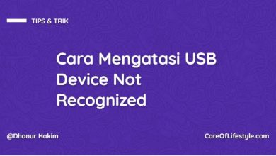 Photo of Cara Mengatasi USB Device Not Recognized