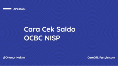 Photo of Cara Cek Saldo OCBC NISP