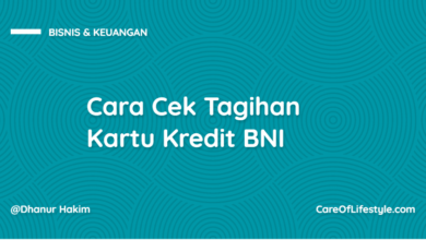 Photo of Cara Cek Tagihan Kartu Kredit BNI