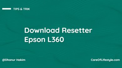 Photo of Resetter Epson L360