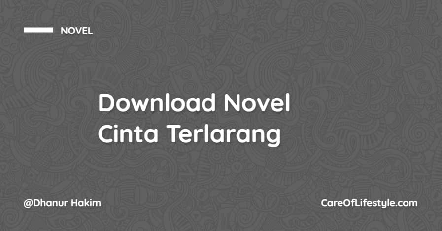 Download eBook Novel Cinta Terlarang PDF