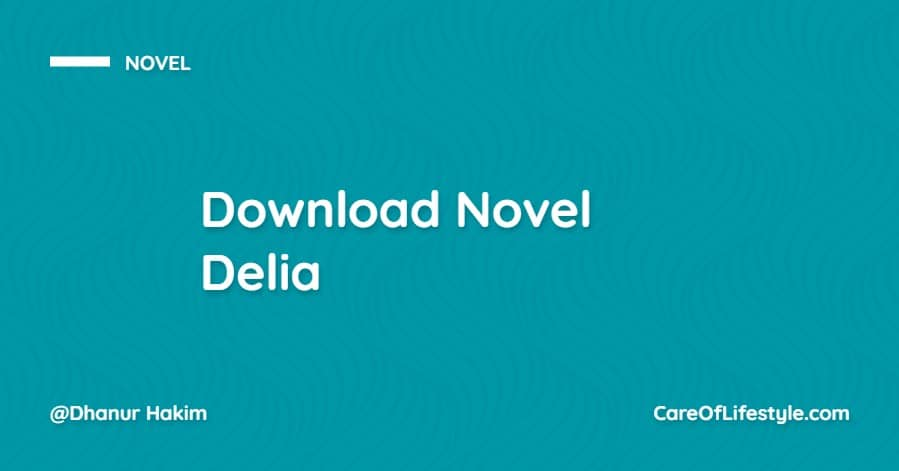 Download eBook Novel Delia PDF