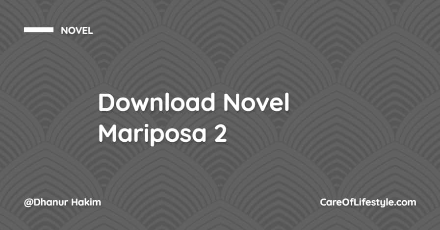 Download eBook Novel Mariposa 2 PDF