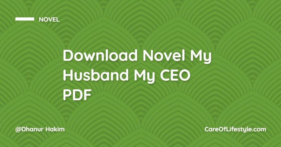 Download eBook Novel My Husband My CEO PDF