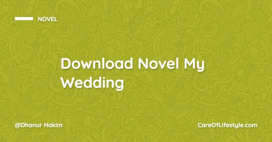 Download eBook Novel My Wedding PDF