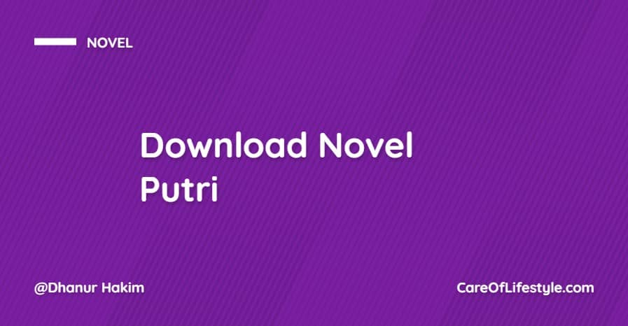 Download eBook Novel Putri PDF