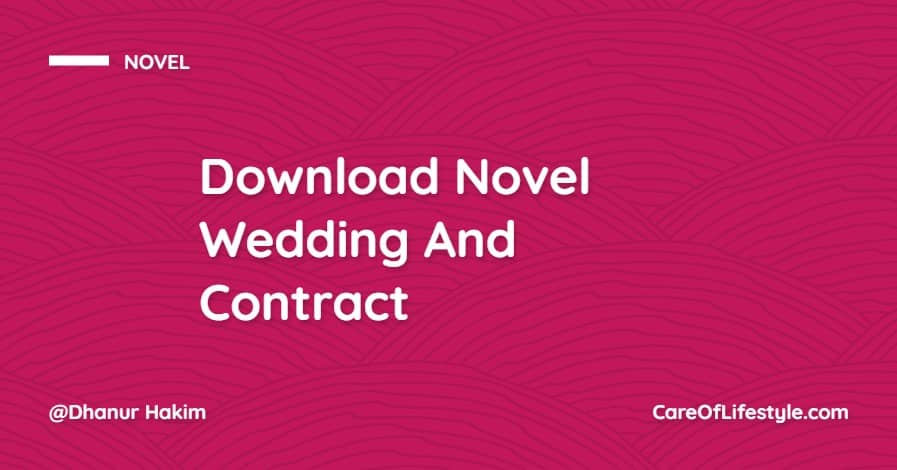 Download eBook Novel Wedding And Contract PDF